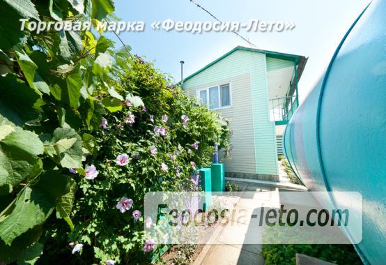 Частный сектор в Приморском на улице Абрикосовая - фотография № 21