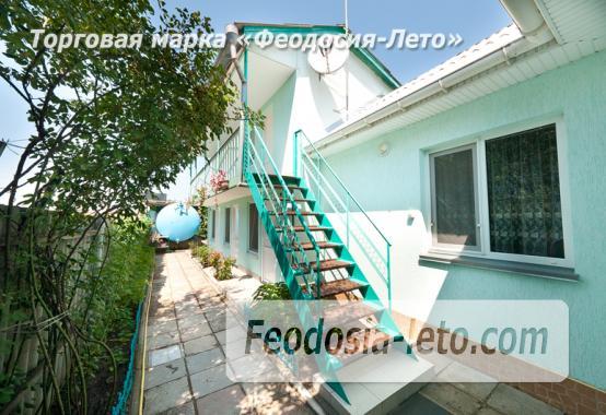 Частный сектор в Приморском на улице Абрикосовая - фотография № 3