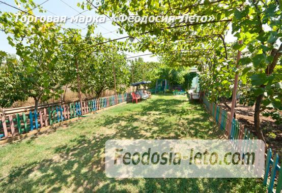 Частный сектор в Приморском на улице Абрикосовая - фотография № 4