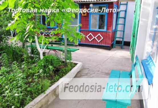 Частный сектор в Феодосии, Ближние камыши на улице Проездная - фотография № 1