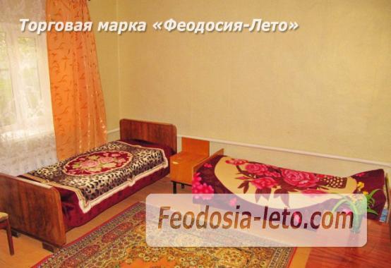 Частный сектор в Феодосии, Ближние камыши на улице Проездная - фотография № 17