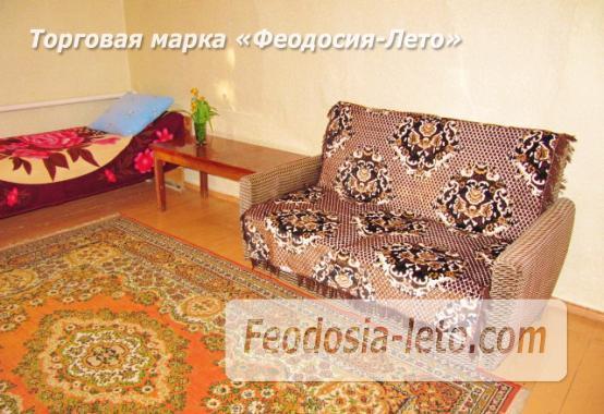 Частный сектор в Феодосии, Ближние камыши на улице Проездная - фотография № 21
