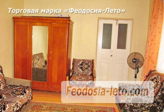 Частный сектор в Феодосии, Ближние камыши на улице Проездная - фотография № 22