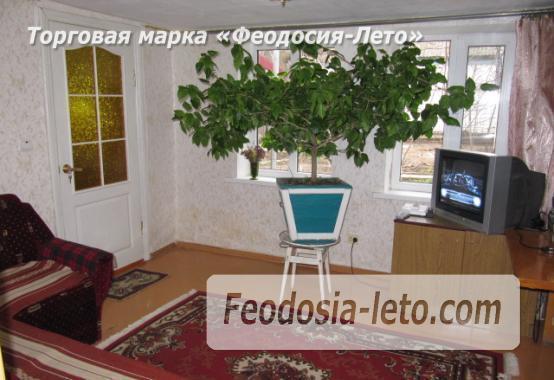 Частный сектор в Феодосии, Ближние камыши на улице Проездная - фотография № 4