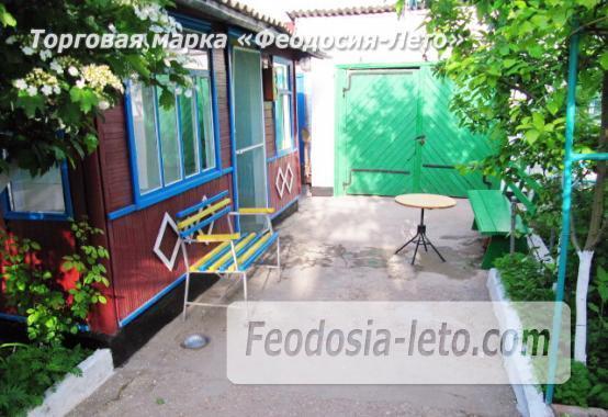 Частный сектор в Феодосии, Ближние камыши на улице Проездная - фотография № 13