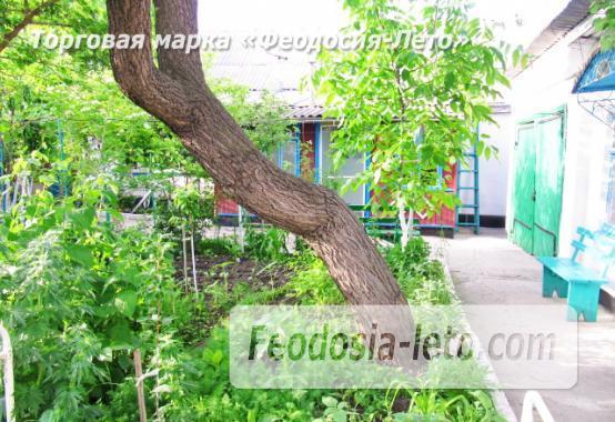Частный сектор в Феодосии, Ближние камыши на улице Проездная - фотография № 14