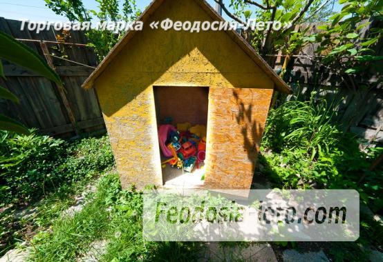 Частный сектор в Феодосии на улице Железнодорожная - фотография № 26