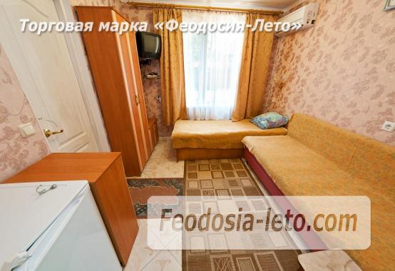 Частный сектор в Феодосии на улице Железнодорожная - фотография № 5