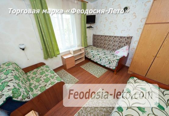 Частный сектор в Феодосии на улице Железнодорожная - фотография № 14