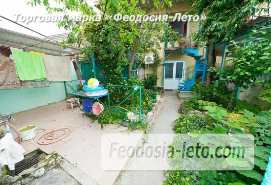 Частный сектор в Феодосии на улице Железнодорожная - фотография № 18