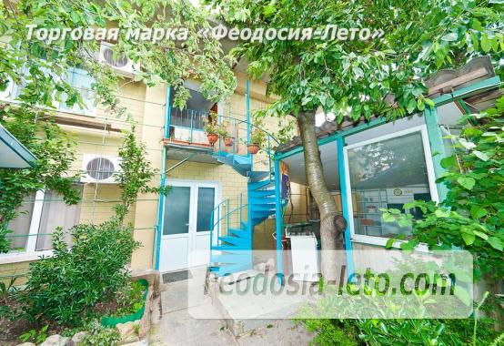 Частный сектор в Феодосии на улице Железнодорожная - фотография № 19