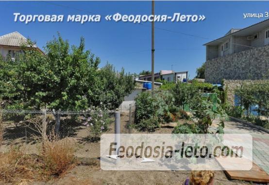 Частный сектор в г. Феодосия рядом с пляжем Жемчужный, улица 3-го Интернационала - фотография № 1