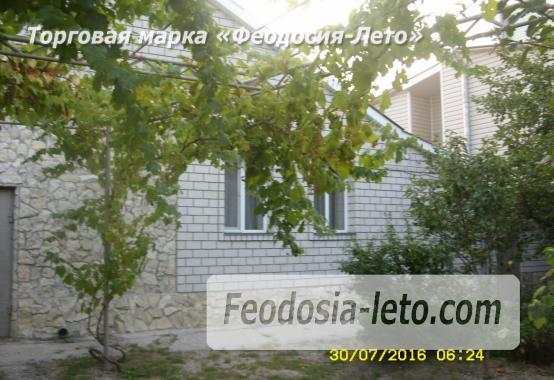 Частный сектор в г. Феодосия рядом с пляжем Жемчужный, улица 3-го Интернационала - фотография № 9