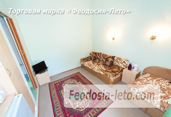 Частный сектор на улице Федько в Феодосии - фотография № 7