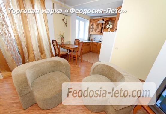 3-комнатная квартира в Феодосии у моря, улица Крымская, 7 - фотография № 10