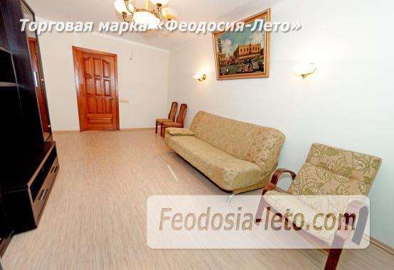 3-комнатная квартира в Феодосии у моря, улица Крымская, 7 - фотография № 6