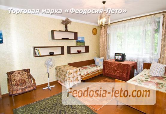 Однокомнатная квартира рядом с набережной в Феодосии - фотография № 1