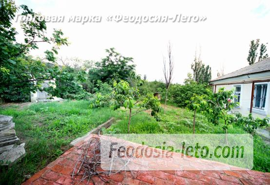 Дом в Феодосии для отдыха у моря в центре города - фотография № 18