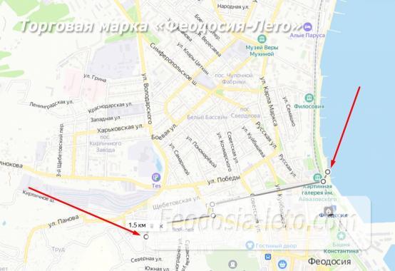 Дом в Феодосии для отдыха у моря в центре города - фотография № 19