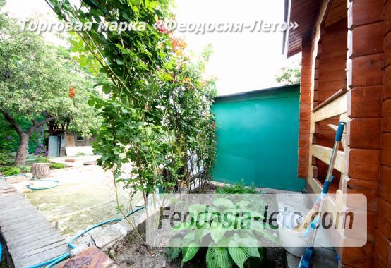 Дом в Феодосии для отдыха у моря в центре города - фотография № 13