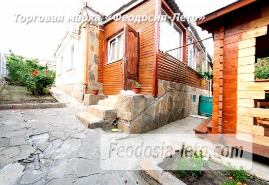 Дом в Феодосии для отдыха у моря в центре города - фотография № 15