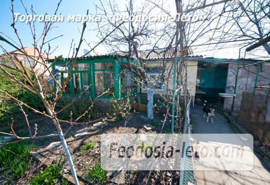 Дом в Феодосии на Золотом пляже на улице Проездная - фотография № 12