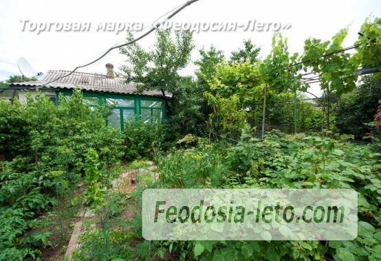 Дом в Феодосии на Золотом пляже на улице Проездная - фотография № 21