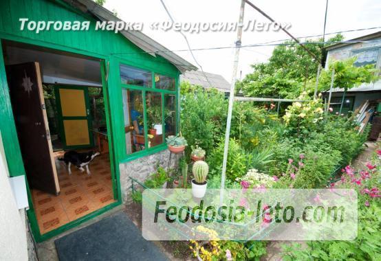 Дом в Феодосии на Золотом пляже на улице Проездная - фотография № 22