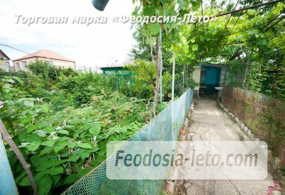 Дом в Феодосии на Золотом пляже на улице Проездная - фотография № 24