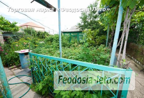 Дом в Феодосии на Золотом пляже на улице Проездная - фотография № 25