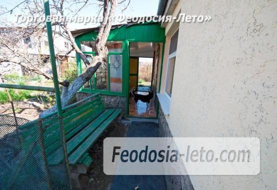 Дом в Феодосии на Золотом пляже на улице Проездная - фотография № 13