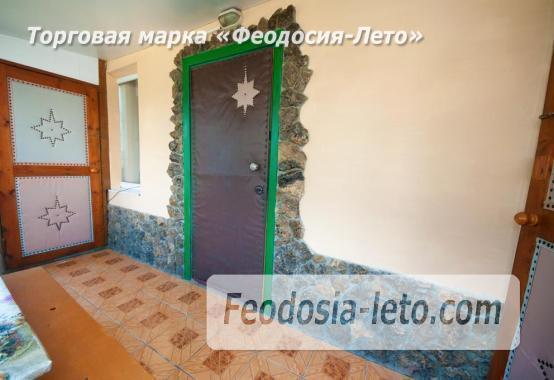 Дом в Феодосии на Золотом пляже на улице Проездная - фотография № 6