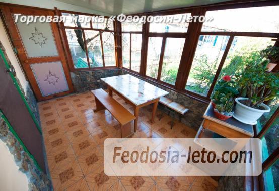Дом в Феодосии на Золотом пляже на улице Проездная - фотография № 7