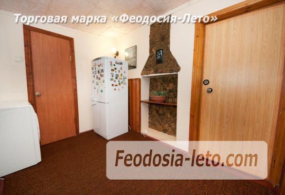 Дом в Феодосии на Золотом пляже на улице Проездная - фотография № 14
