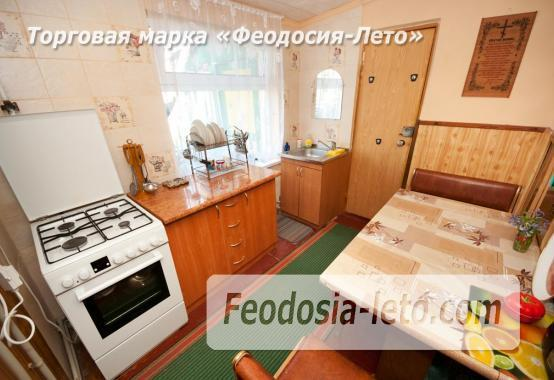 Дом в Феодосии на Золотом пляже на улице Проездная - фотография № 18