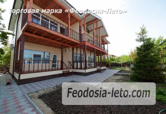 Дом отдыха, Феодосия Ближние Камыши, улица Коммунальников - фотография № 1