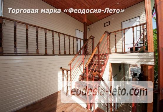 Дом отдыха, Феодосия Ближние Камыши, улица Коммунальников - фотография № 22