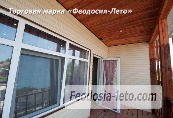Дом отдыха, Феодосия Ближние Камыши, улица Коммунальников - фотография № 24
