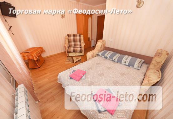 Дом отдыха в Феодосии напротив Черноморской набережной на улице Федько - фотография № 13