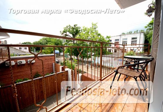 Дом в Феодосии рядом с Черноморской набережной, ул. Комиссарова - фотография № 11