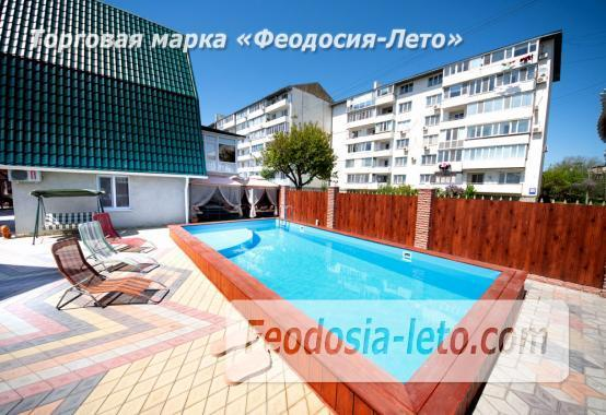 Дом с бассейном в Феодосии у моря - фотография № 11