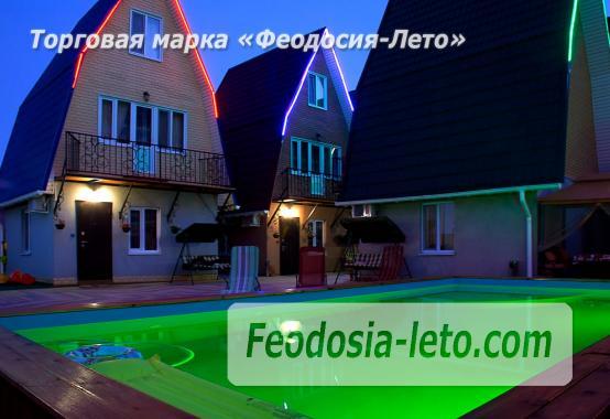 Дом с бассейном в Феодосии у моря - фотография № 29