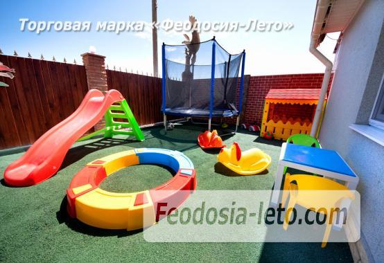 Дом с бассейном в Феодосии у моря - фотография № 32