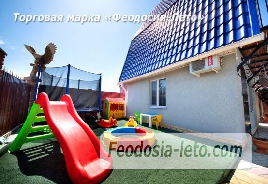 Дом с бассейном в Феодосии у моря - фотография № 33