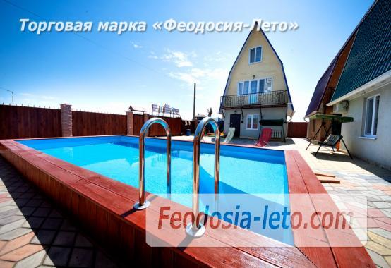 Дом с бассейном в Феодосии у моря - фотография № 3