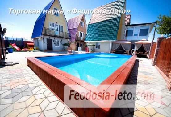 Дом с бассейном в Феодосии у моря - фотография № 4