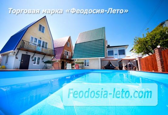 Дом с бассейном в Феодосии у моря - фотография № 9