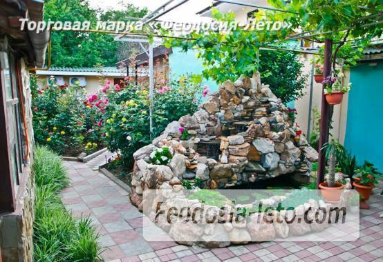 Дом в Феодосии рядом с Черноморской набережной, ул. Насыпная - фотография № 1