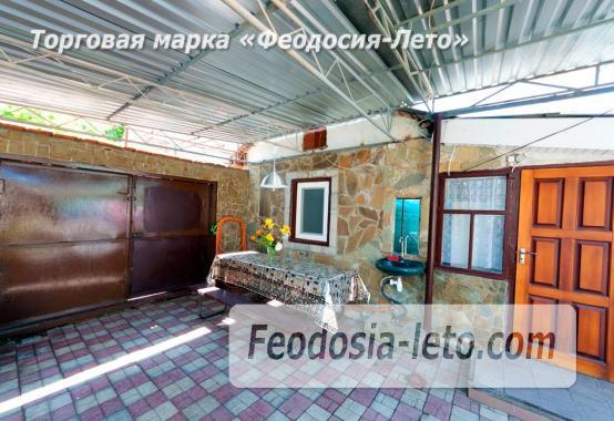 Дом в Феодосии рядом с Черноморской набережной, ул. Насыпная - фотография № 7