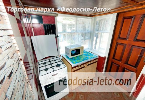 Дом в Феодосии рядом с Черноморской набережной, ул. Насыпная - фотография № 3